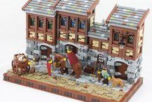レゴの建物