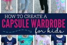Time for School Capsule Tour / Building a Back to school capsule for your child.  http://rebelandmalice.blogspot.com/2015/07/time-for-school-capsule-and-sew-along.html Sew along group: https://www.facebook.com/groups/timeforschoolcapsuleSAL/