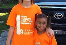 Summer Food for Kids / For many students, when school ends hunger begins. We are uniting a community to end summer hunger.