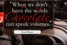 Chocolate / Chocolate!  Yum!  Recipes and images