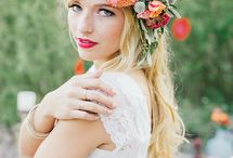 Wedding Crowns & more / Bridal floral Crowns, Headpieces, Anklets....