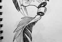Gore Ink Designs