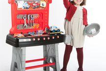 Juguetes para tod@s / Los juguetes no son para niños o para niñas, son para jugar. En Toy Planet nos olvidamos de los estereotipos y clichés y ponemos a jugar a los peques con los juguetes que prefieran ¡sin distinciones!