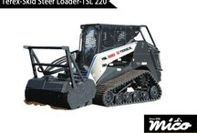 TSL 220 / TSL 220 Used Skid Steer Loaders Available At Mico Equipment. Visit Our Site Or Contact Us To Request A Quote Today.
