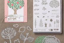 Thoughtful Branches Ideas / I love this awesome bundle!  The Thoughtful Branches stamp set and the Beautiful Branches Thinlits make the perfect pair for making cards for all occasions and seasons! BUT HURRY . . . it's only is available for a LIMITED TIME, so don't delay . . . your opportunity to purchase ends on August 31st, 2016!