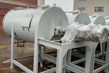semi-automatic  dry mixed mortar production line