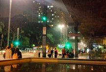 Street São Paulo / Fotos tiradas por mim pelas ruas de São Paulo , Brasil