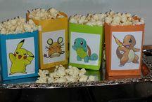 birthday treats / trakteren