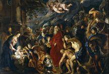 Peter Paul Rubens / Selección de algunas de sus obras