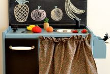 Kids Kitchen / by Ilona Lukashevich