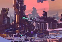 """Project liferaft"" arena concept"
