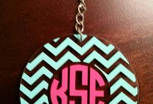 Keychains / by Brittany Franey