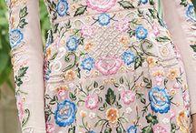 bordir dress