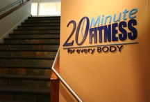 Fitness / A full body workout in 20 Minutes! Complimentary first workout, come check us out! www.pacificwellness.net www.facebook.com/pacificwellness twitter & instagram: @pacwellandspa