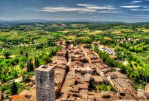 Tuscany winter wonderland / Enjoy the moment and relax yourself in this beautiful country: Tuscany.