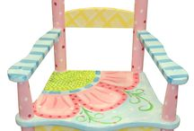 Chair painting project