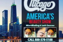 Chicago MICROBLADING training March 2017!