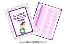 SLP-Summer Resources / by Lisa Del Rio