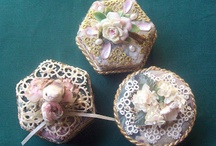 Beautiful Boxes & Tins / by For Keepsakes! Gallery & Gifts