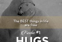 Best things in life are free.