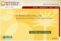 botanicalauctions.com / Joint Seedbank program between Montgomery Botanical Center and the Florida Nursery Growers, and Landscape Association (FNGLA).  Seeds available via auction on the website every two weeks.