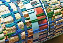 Weaving/Fabric Arts / by Kati Walsh