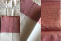 Love for Sarees / South cotton silk