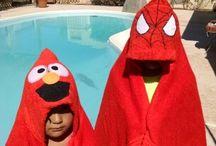 kid's beach towels