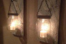 LAMP & LANTERN