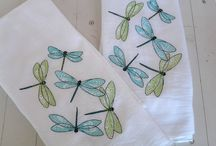 Things for dragonflies