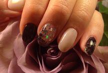 Makeup Artist Adelina Poparad / Makeup and nail art