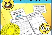 Classroom Escape Challenges
