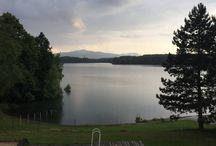 Přehrady a jezera