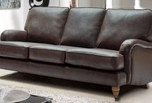 Virginia - Contemporary Leather Furniture Range / Take a closer look at our range of Virginia contemporary leather furniture. More colours are available, please see the website for more details - http://www.thomaslloyd.com/range/virginia/