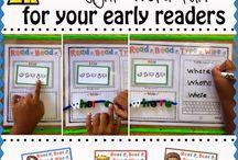 Classroom-word work