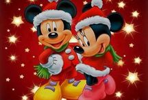 Mickey and Minnie / by Terry Conley