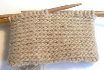 витое вязание
