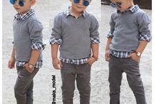Moda de muchacho