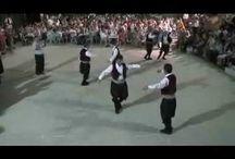 Δημοτικοι χοροι