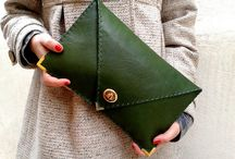 Leather bags and Belts, Handmade and Otherwise