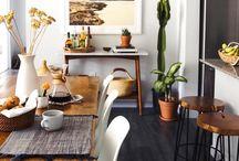 Kitchen/Dining decor