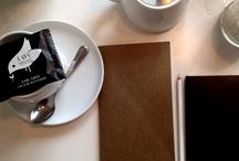 。coffee with milk / by Dilara Sezgin
