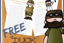 FREE Printables / by Dusty @ To the Moon and Back