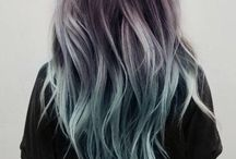 Hairs / mom wont let me dye. but i will somehow