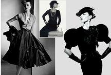 Vintage Fashion; Decades; Fashion history