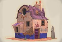 houses concept