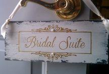 """""""Bridal Suite Decor Inspirations"""""""