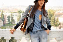 Lookbooks / Kiinnostavia tyylejä omaa pukeutumistainspiroimaan. Parhaat ideathan ovat kopioituja, niinhän?