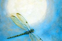 Dragonfly fan club.