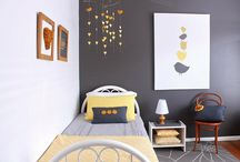 Paddy's room / Inspiration